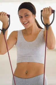 Fitness Exercise Equipments