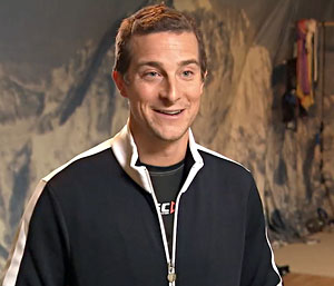 Bear Grylls fitness secret