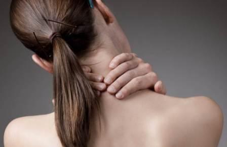 Sore Neck Muscles