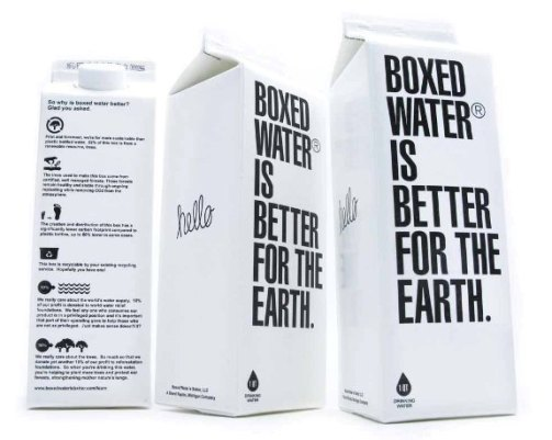 Why Should You Buy Boxed Water