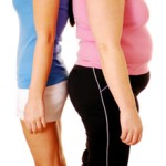 Weight and Body Mass Index Chart for Women