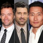 40's and the Fabulously Fit Famous Hunks