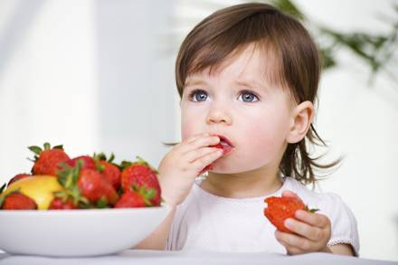 Benefits of Healthy Eating for Children