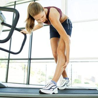 Exercising and Muscle Pain in Legs