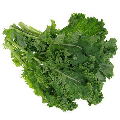 Go green and add kale