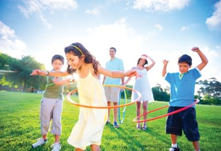 Types of Aerobic Exercise for Children