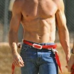 The Secret for a Perfect Six Pack from a True Blood Rebel