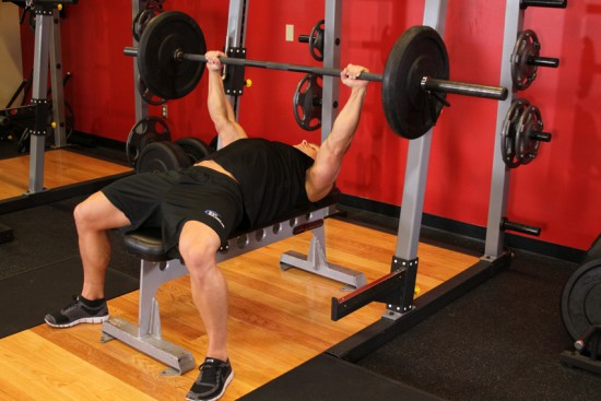 ways to improve bench press