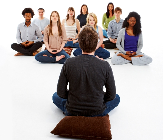 know that you are perfect for being a yoga teacher