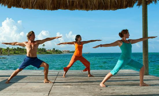best casinos for a relaxing yoga weekend