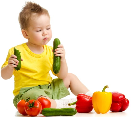 healthy living practices for kids to follow