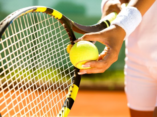 fitness with tennis