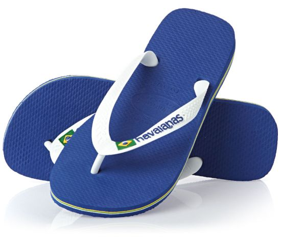 flip flops comfortable, yet dangerous for the foot