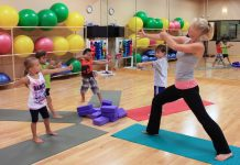 A Fitness Routine For Kids