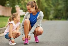 Fitness Routine For Moms