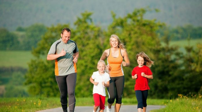 A Family Fitness Challenge to Get Fit