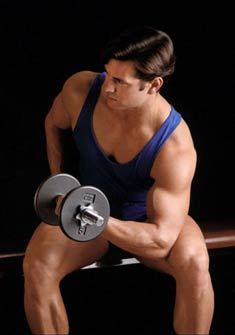 arm exercise to have lean and shapely arms  fitness