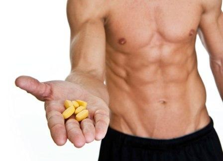 Top Muscle Building Supplements