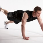 Walkout from Pushup Position