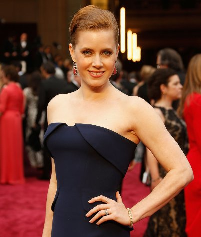 Amy Adams Workout to Sculpt Upper Body