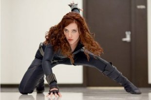 Scarlett Johansson and the Super Hero Workout