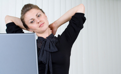 Yoga Poses for Workplace