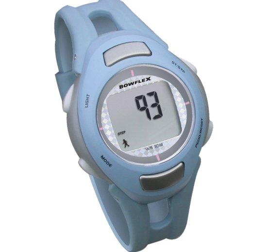 pedometer watches for fitness regime