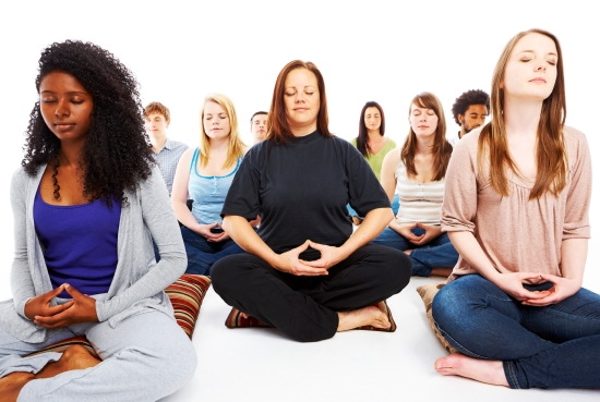 meditation group