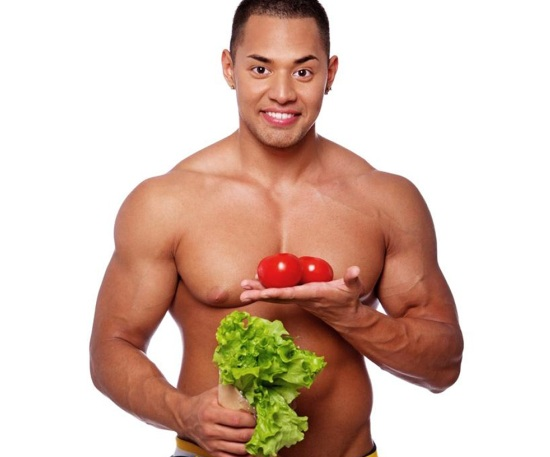 best diet for a vegetarian bodybuilder