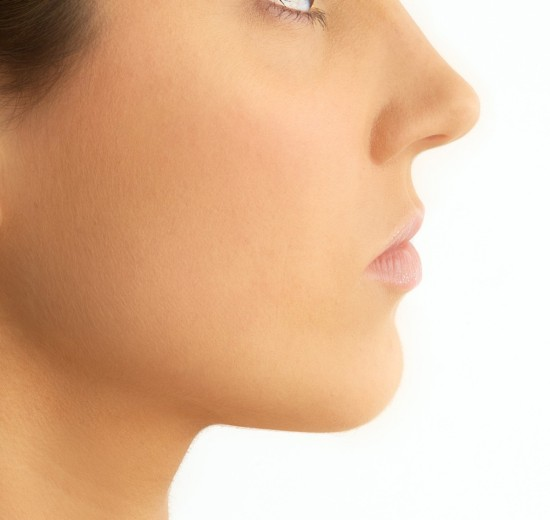 get rid of double chin formation