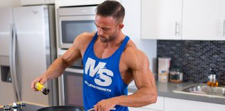 Build Lean Muscle by these 7 Amazing Foods