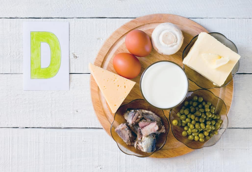 The Sunshine Vitamin: Food Sources for Vitamin D